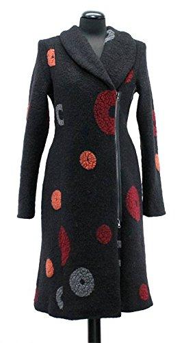 Schnittquelle Damen-Schnittmuster: Mantel Noer (Gr.42) - Einzelgrößenschnittmuster verfügbar von 36 - 52 (Schalkragen-hosen-anzug)