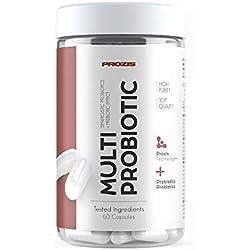 Prozis Multi-Probiotic - 60 Cápsulas