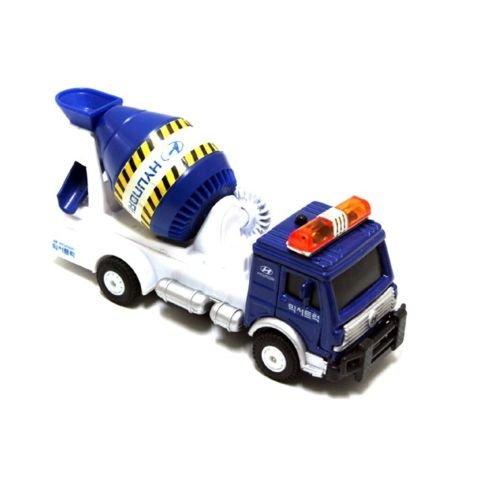 Preisvergleich Produktbild Mica HYUNDAI KOREA Mixer truck SOUND-DIECAST Metall
