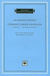Commentaries on Plato, Volume 1: Phaedrus and Ion Ion