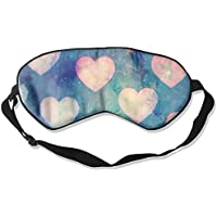 Sleep Eye Mask Love Dreamy Heart Lightweight Soft Blindfold Adjustable Head Strap Eyeshade Travel Eyepatch E4 preisvergleich bei billige-tabletten.eu