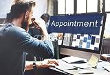 druck-shop24 Wunschmotiv: Appointment Activity Schedule Calendar Meeting Concept #112179026 - Bild auf Alu-Dibond - 3:2-60 x 40 cm/40 x 60 cm