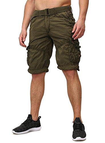 Geographical norway -  pantaloncini - uomo cachi xx-large