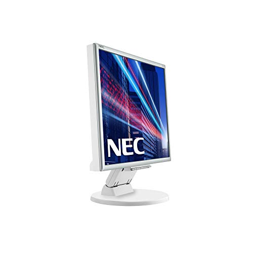 NEC MultiSync E171M - Monitor de 17' (1280 x 1024, LED, VGA, DVI-D), blanco