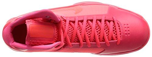 Nike Herren Hyperdunk '08 Basketballschuhe Rojo (Solar Red / Solar Red-Solar Red)