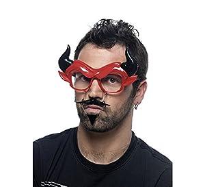 Limit Sport - Gafas de diablo, talla única (CM943)