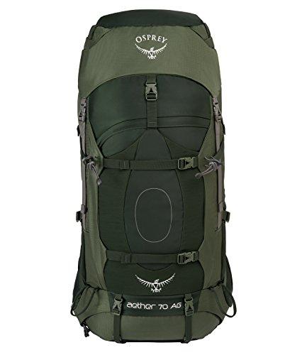 Osprey Herren Aether Ag 70 Trekkingrucksäck adriondack green