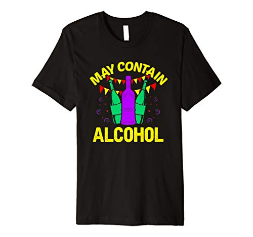 Kann Alkohol-Karneval-Hemd enthalten Bourbon-Bier-Wein (Bourbon-bier)
