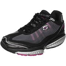 Skechers Resistor 12370 BKHP - Zapatillas de fitness para mujer, color negro, talla 41