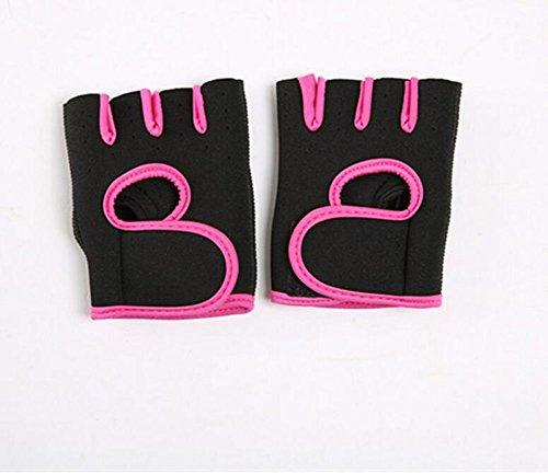 Zedo Fahrradhandschuhe Fitness Handschuhe Halbfinger Fahrradhandschuhe für Fingerlos Halb Handschuhe Handschuhe mit Flip Top