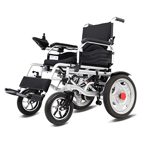 Preisvergleich Produktbild JL-Q Elektro-Rollstuhlfahrer Falten Leichtverletzte ältere Behinderte intelligenten automatischen vierrädrigen Roller