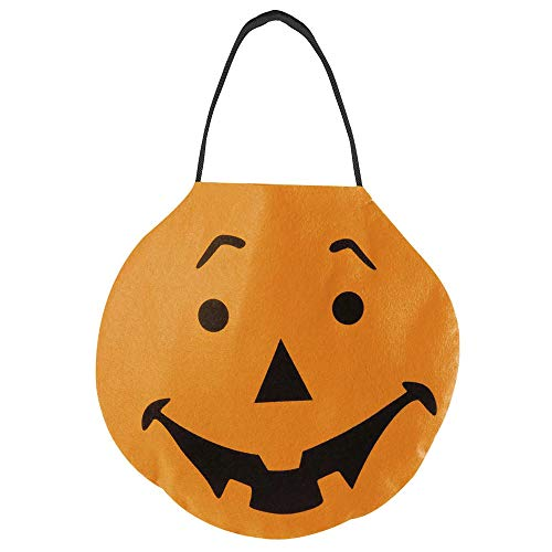 Halloween Tasche Kürbis Tragetasche Trick and Treat