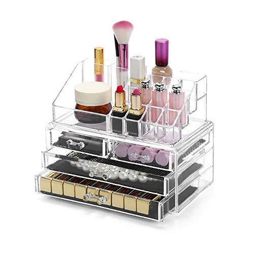 Zoom IMG-2 display4top cosmetico dell organizzatore di