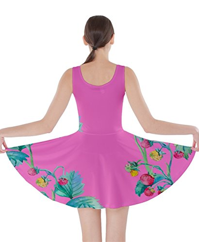 CowCow - Robe - Femme Turquoise Turquoise Rose