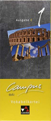 Campus C - neu / Gesamtkurs Latein in drei Bänden: Campus C - neu / Campus C Vokabelkartei 1 - neu: Gesamtkurs Latein in drei Bänden