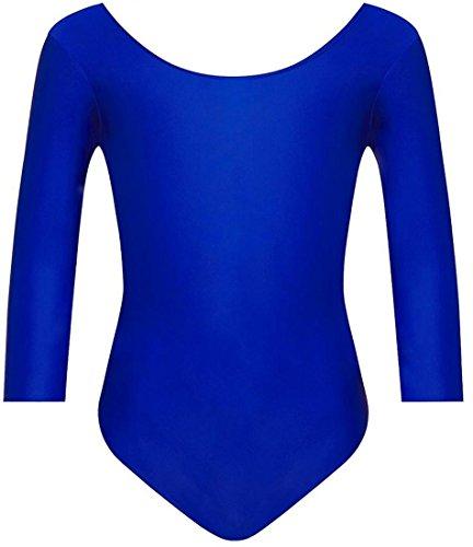 scuola-uniforme-ragazza-palestra-formazione-abbigliamento-danza-body-da-ginnastica-in-lycra-royal-11