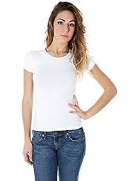 ZU ELEMENTS S1800160A00300 Shelby Camiseta con Las Mangas Cortas Mujer
