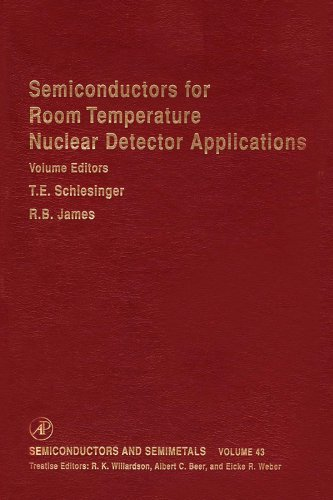 Semiconductors for Room Temperature Nuclear Detector Applications: 43 (Semiconductors and Semimetals) - 43 Luft