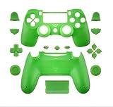 DualShock 4 Lot de 2 Coques de Rechange pour Manette Playstation 4 PS4 Pro Slim Vert