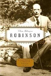 By Edwin Arlington Robinson ; Scott E Donaldson ( Author ) [ Robinson: Poems Everyman's Library Pocket Poets By Feb-2007 Hardcover