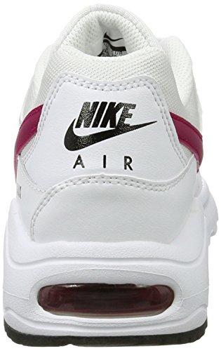b5c15ab17dc ... Nike Mädchen Air Max Command Flex Gs Joggingschuhe Mehrfarbig  (White/sport Fuchsia Black) ...