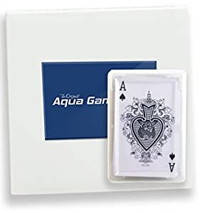 Original Waterproof Playing Cards | Set of Cards + Carry Case | Highest Quality - UK Supplier