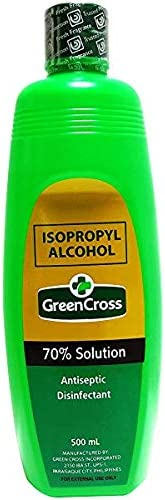Green Cross Isopropyl Alcohol 500ml