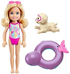 Barbie Dolphin Magic Chelsea Doll