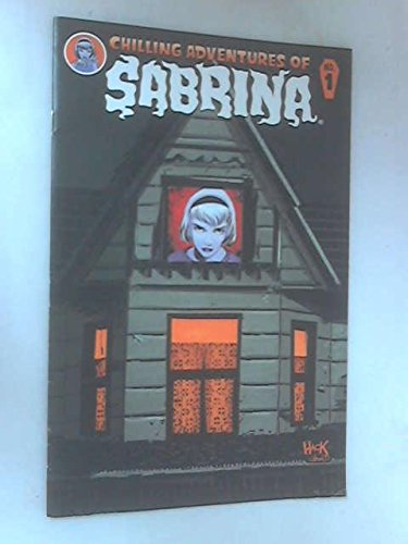 Chilling Adventures of Sabrina #1 (Rare J Scott Campbell Midtown Variant, Issue One, Archie Comics) 1st Printing