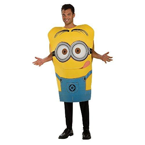 Herren Kostüm Minion Dave ()