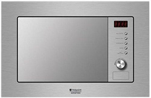 Hotpoint Mwa 121.1x/HA eingebaut 20L 1200W Edelstahl Mikrowelle (Hotpoint Mikrowelle)