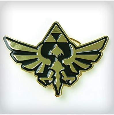 Legend of Zelda Gold Crest Belt Buckle | | | Bradées  65bb71