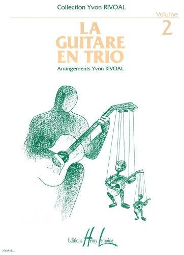 Guitare en trio Volume 2