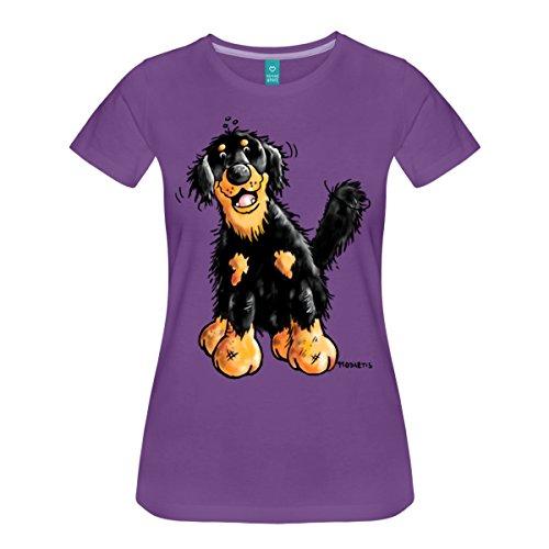 hovawart-hund-frauen-premium-t-shirt-von-spreadshirtr-xxl-lila