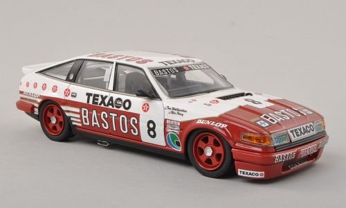 rover-vitesse-sd1-no8-bastos-texaco-etcc-donington-1986-model-car-ready-made-neo-143