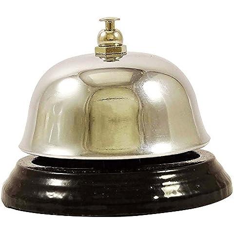 Oficina de Bell de llamada Servicio clásico mostrador de recepción Ringer hotel Barra de Bell