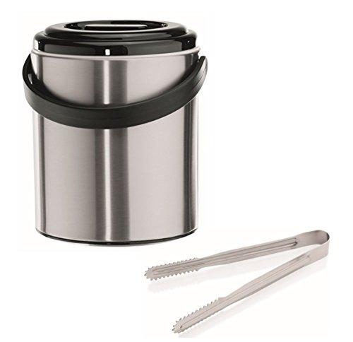 Eiswürfelbehälter 2,2 l inkl. Eiswürfelzange und Abtropfgitter