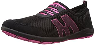 Sparx Women's Black and Pink Walking Shoes - 4 UK/India (36.67 EU) (SX0073L)