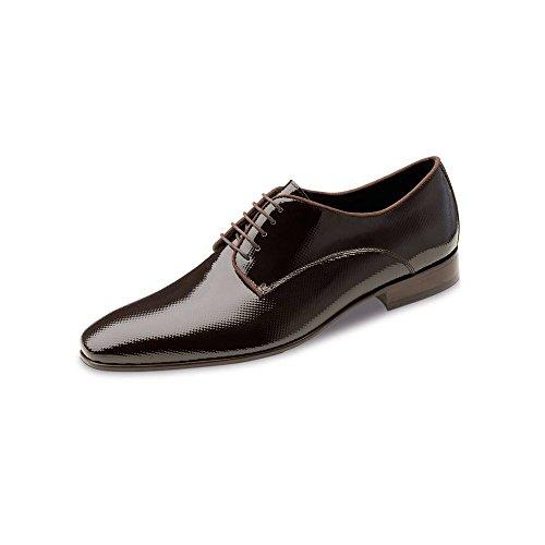 Wilvorst , Chaussures de ville à lacets pour homme Marron Marron Marron - Marron