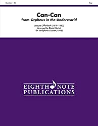 Can-Can from Orpheus in the Underworld: Score & Parts