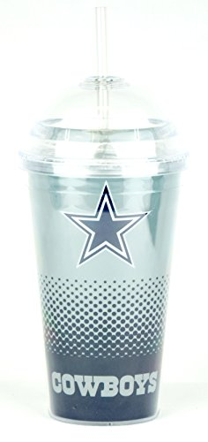 Forever Collectibles Dallas Cowboys Fade NFL Trinkbecher (470 ml)