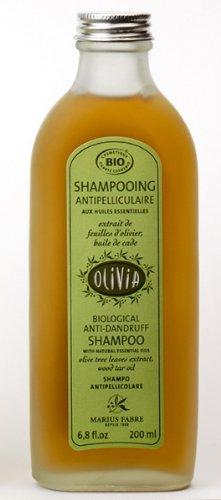 Marius Fabre 'Olivia': beruhigendes Bio-Shampoo gegen Schuppen, 230ml