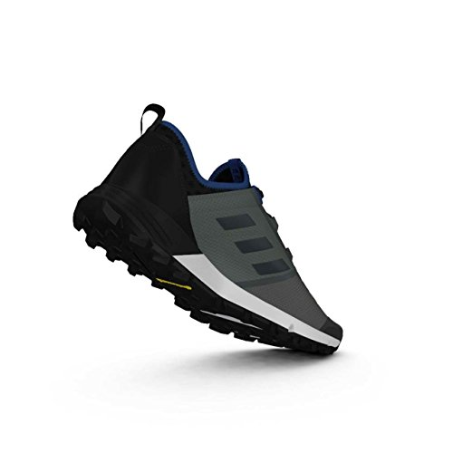 adidas Terrex Agravic Speed, Bottes de Randonnée Homme Gris (Grigio Grivis/grivis/azubas)