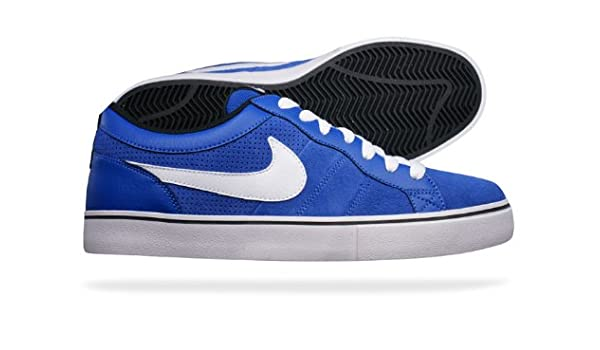 ba4ee1f8e648 Nike Isolate LR Mens Leather Trainers   Shoes - Blue - SIZE UK 7   Amazon.co.uk  Shoes   Bags