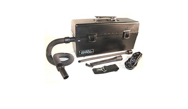 Omega Supreme Plus Vacuum ESD Safe