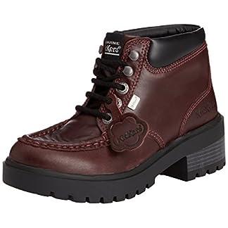 Kickers Kickmando Hi Lthr Af, Women's Ankle Boots 12
