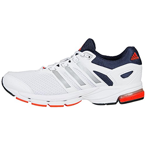 Adidas Lightster Cush 2 M - cblack/ironmt/syello WEISS/BLAU