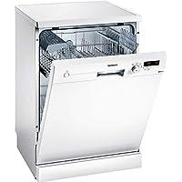 Siemens 4 Programs 12 Place settings Free standing dishwasher, White - SN24D200GC