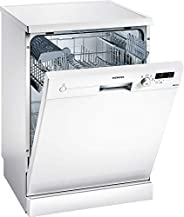 Siemens 4 Programs 12 Place settings Free standing Dishwasher, White - SN24D200GC, 1 Year Warranty