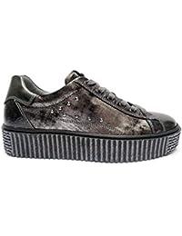 Amazon.it  sneakers zeppa - Nero Giardini   Sneaker   Scarpe da ... 3476f2a9dce